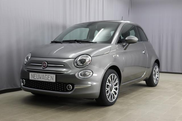 Fiat 500 Hybrid - Star Sie sparen 5.460 Euro 1,0 Glasdach, Navigationssystem, DAB, MJ 2020, Klimaautomatik, Instrumentenanzeige als 7