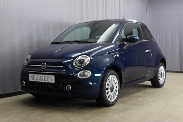 Fiat 500 Hybrid - Lounge Sie sparen 5.037 Euro 1,0 Navigationssystem, DAB, MJ 2020, , Apple CarPlay, 15