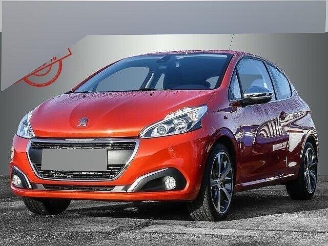 Peugeot 208 - 1.2 PureTech Allure+PDC+SHZ+Bluetooth LED-Tagfahrlicht Multif.Lenkrad NR RDC Klima