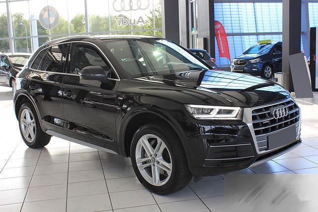 Audi Q5 - 40 TDI QUATTRO S-TRONIC SPORT S-LINE NAVI LED PANO AHK LM19