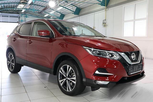 Nissan Qashqai - 1,3 DIG-T N-CONNECTA LED FRONTSCHEIBENHEIZUNG