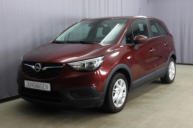 Opel Crossland X - Enjoy 1,2 Benzin IntelliLink Touch Freisprech Android Auto, Apple Carplay, Audiosystem R 4.0, Klimaanlage, Spurverlassenswarnung, Fahrassistenz-System, Verkehrszeichenerkennung uvm.