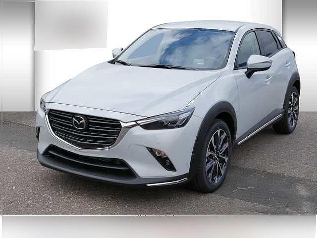 Mazda CX-3 - CX3 SKYACTIV-G 121FWD 6GS SPORTS TEC-P NAV ACAA