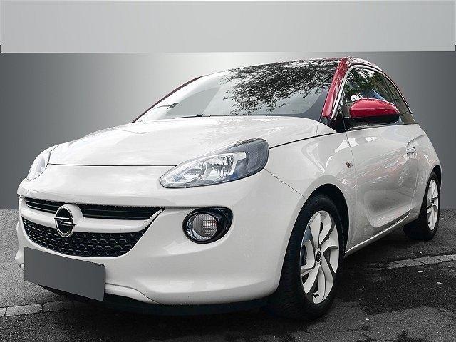 Opel Adam - 120 Jahre ecoFlex 1.4 EU6 LED-hinten LED-Tagfahrlicht Multif.Lenkrad