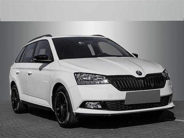 Skoda Fabia Combi - Monte Carlo 1.0 TSI +Sitzhzg+Carplay+5J+