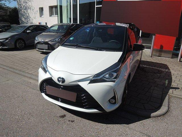 Toyota Yaris - 1,5-Dual-VVT-iE Style Selection