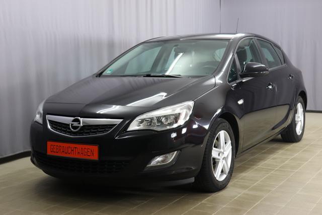Opel Astra - Selection 1.2 95PS, Klimaanlage, Isofix, Radio/CD, Bluetooth, Bordcomputer, Lederschaltknauf, Tagfahrlicht, Nebelscheinwerfer, 16 Zoll Leichtmetallfelgen, uvm.