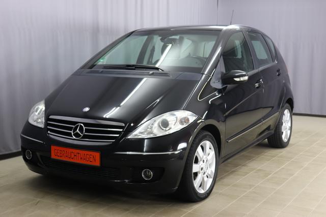 Mercedes-Benz A-Klasse - Polar Star 140 PS, Teilleder, Lederlenkrad & Lederschaltknauf, Sitzheizung vorne, Klimaautomatik, Tempomat, Lichtsensor, 16 Zoll Leichtmetallfelgen, uvm.