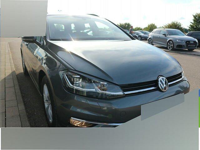 Volkswagen Golf Variant - 1.6 TDI DSG Comfortline NAVI+AHK+LE