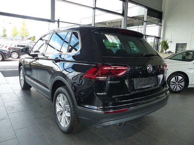 Volkswagen Tiguan - 2.0 TDI 4Motion EU6d-T Pano Virtuel LED Navi el. Heckklappe