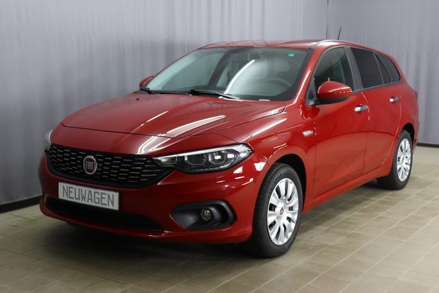 Fiat Tipo Kombi - City 1.4 120PS Sie sparen 5.020 Euro, Klimaautomatik, Rückfahrkamera, Apple Car/Play, 7 Zoll Touch Screen, Farbdisplay, Freisprecheinrichtung, Nebelscheinwerfer, 16 Stahlfelgen, uvm.