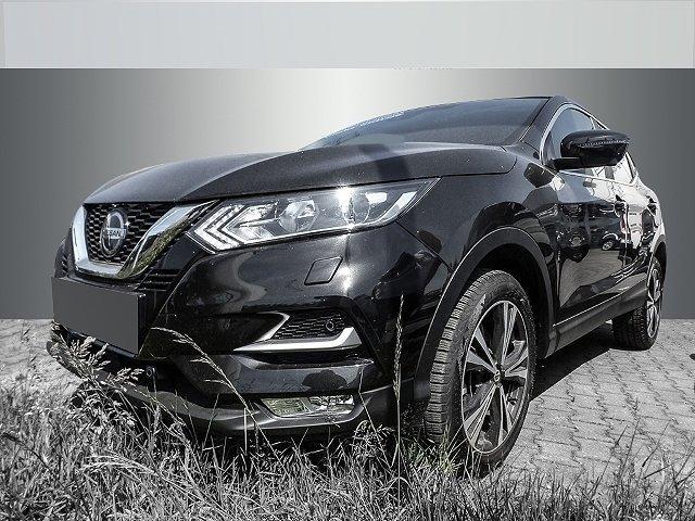 Nissan Qashqai - 1.3 DIG-T N-Connecta *Navi+Rückfahrkam.+Keyless+Fernlichtass.DCv+h*