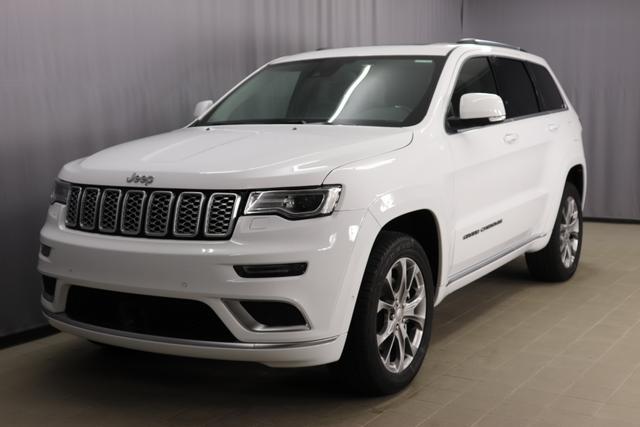 Jeep Grand Cherokee - Summit Sie Sparen 19.949 Euro, 3.0 250PS, Panoramadach, Navigationssystem, Klimaautomatik, Sitzheizung vorne und hinten, Automatik mit Schaltwippen, Xenon Scheinwerfer, Nebelscheinwerfer, 20 Zoll Leichtmetallfelgen, uvm.