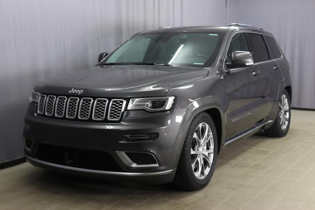 Jeep Grand Cherokee - Summit Sie Sparen 21.880 Euro, 3.0 250PS, Panoramadach, Navigationssystem, Klimaautomatik, Sitzheizung vorne und hinten, Automatik mit Schaltwippen, Xenon Scheinwerfer, Nebelscheinwerfer, 20 Zoll Leichtmetallfelgen, uvm.