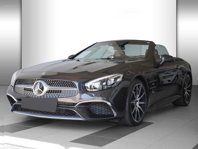 Mercedes-Benz SL-Klasse - SL 500 Grand Edition AMG Fahr-Ass+