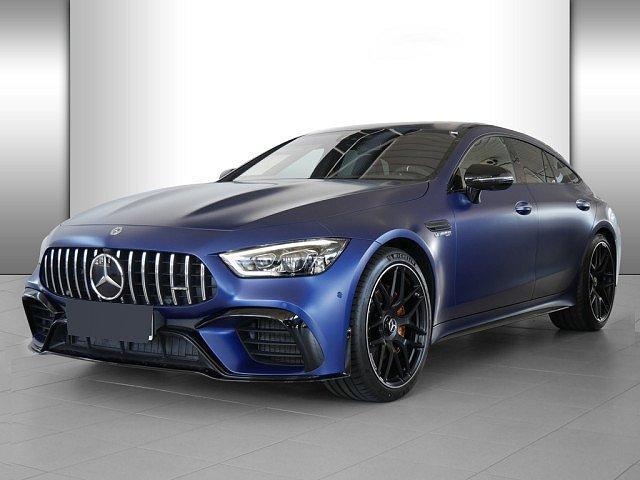 Mercedes-Benz AMG GT - 63 S 4M+ KAMERA H/K HUD COMAND NAVI LED
