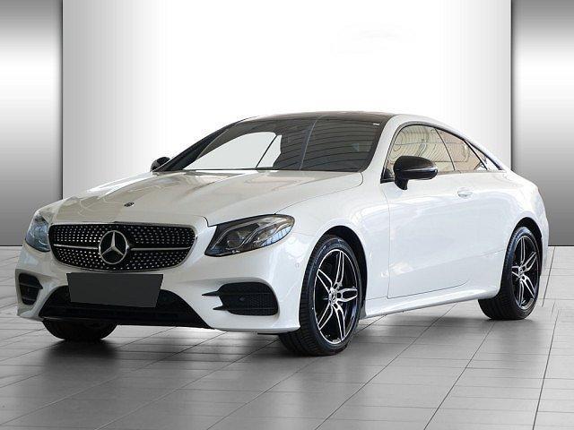 Mercedes-Benz E-Klasse - E 220 d Coupe AMG Line 4M KAMERA COMAND NAVI LED