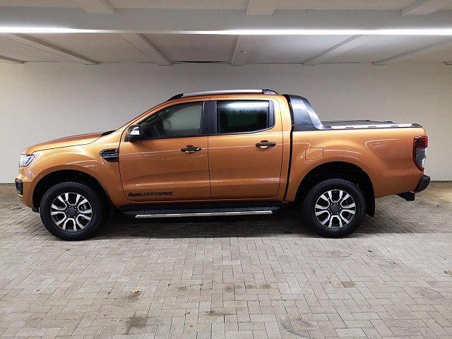 Ford Ranger - WILDTRAK DOKA STANDHEIZUNG / ACC AHK ROLLO