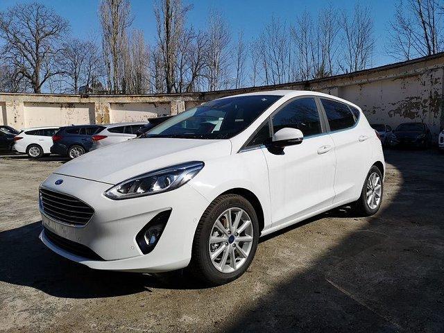 Ford Fiesta - 1.0 EcoBoost SS TITANIUM Navi BO RFC