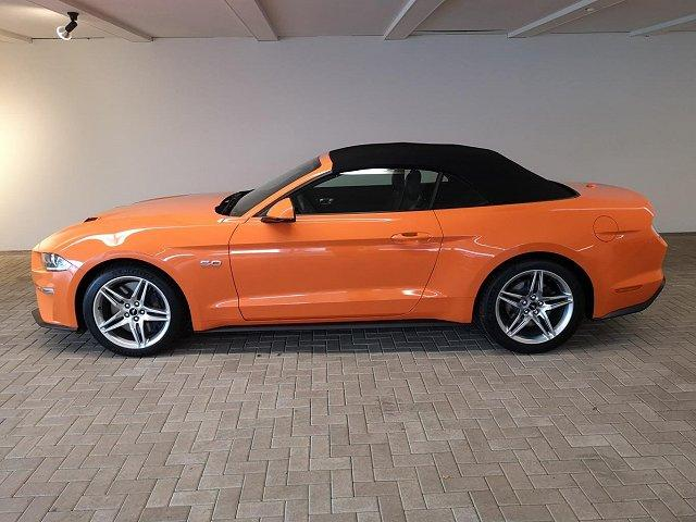 Ford Mustang Cabrio - CONVERTIBLE GT 5.0 V8 PREMIUM-PAKET IV