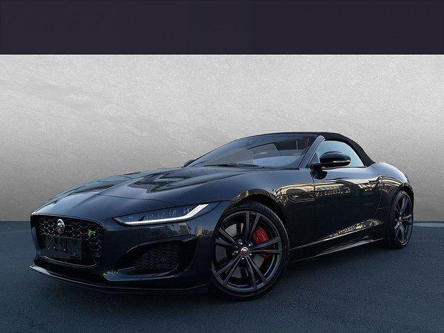 Jaguar F-Type - Cabriolet P575 AWD Aut. R 423 kW, 2-türig