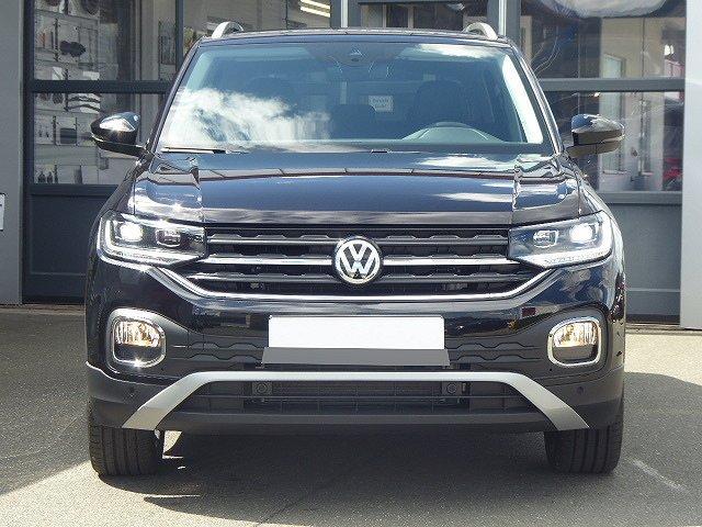 Volkswagen T-Cross - Style TSI DSG +18 ZOLL+ACC+LED+APP CONNE