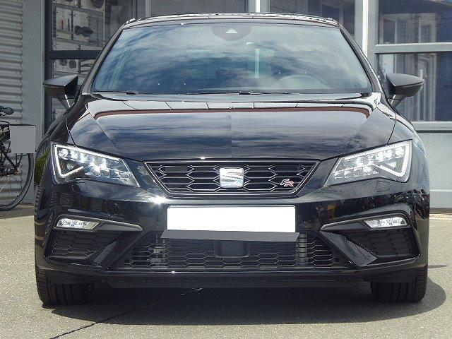 Seat Leon - FR Black Matt Edition TDI DSG +LED+PANORAMA