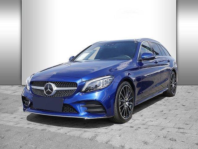 Mercedes-Benz C-Klasse - C 300 d T AMG Line 4M COMAND NAVI LED 2,99 EFF*