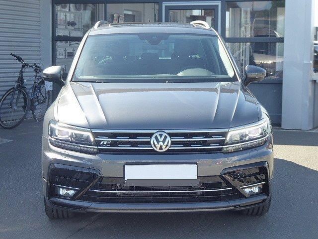 Volkswagen Tiguan - Highline R-Line TDI DSG +20 ZOLL+ACTIVE