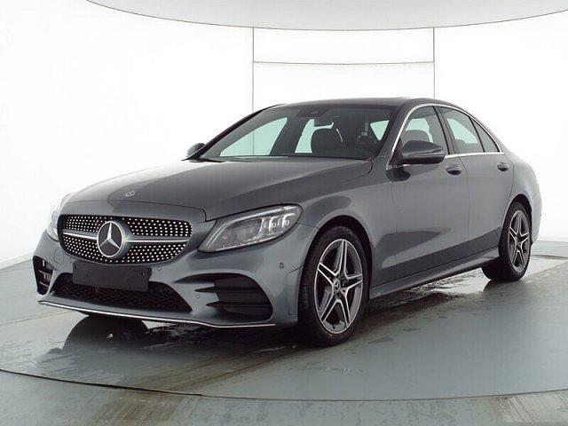 Mercedes-Benz C-Klasse - C 180 AMG Line AHK Multibeam SHD Navi Kamera