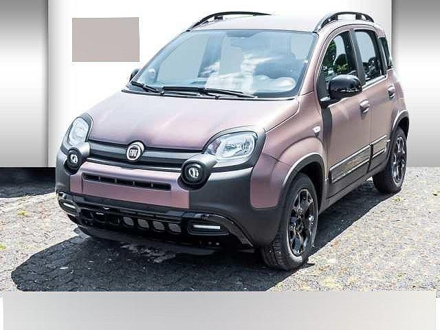 Fiat Panda - City Cross Trussardi - PDC, Klimaautomatik, Alufelgen schwarz, Matt Lackierung