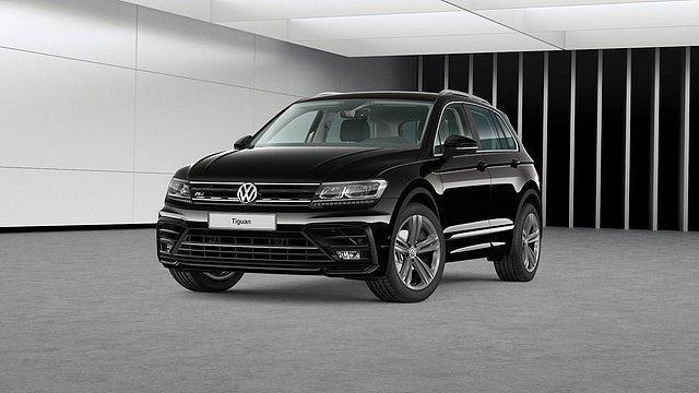 Volkswagen Tiguan - 1.5 TSI DSG IQ.Drive R-Line ACC/Navi/Sitzhz