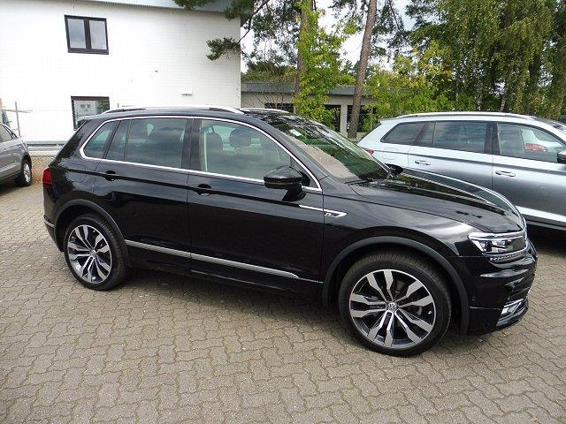 Volkswagen Tiguan - *R-LINE*4-MOT*DSG/20/STHZ/DCC/AHK/UPE:66