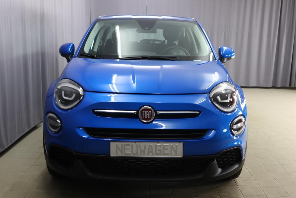 Fiat 500X 1.6 Multijet 16V Urban 88 kW 120 PS018 Italia Blau
