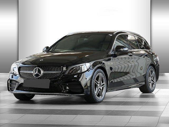 Mercedes-Benz C-Klasse - C 300 T AMG Line Multibeam Standh Spur+Totw Kam.
