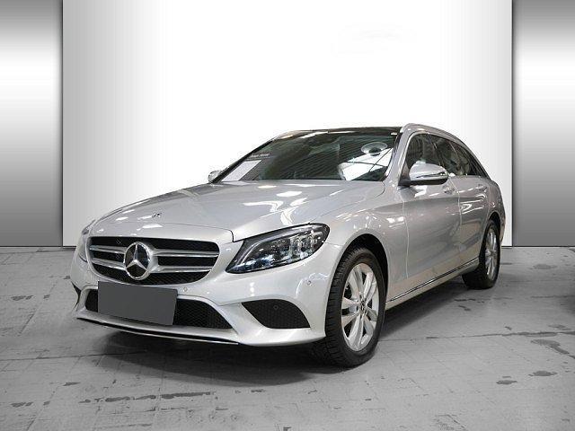 Mercedes-Benz C-Klasse - C 200 T Avantgarde 4M AHK Multibeam Pano Kamera