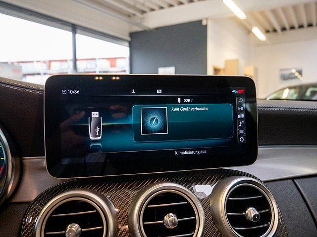 Mercedes-Benz C-Klasse - C 300 d Coupe AMG Line 4M NAVI LED 2,99 EFF*