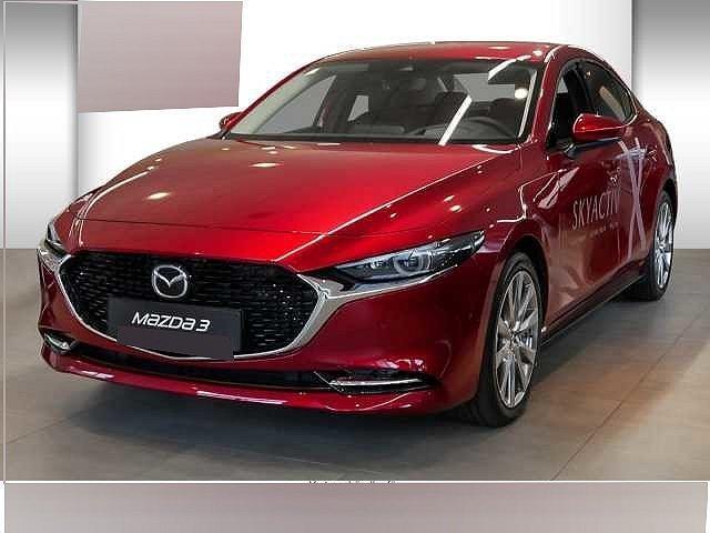 Mazda Mazda3 5-Türer - 3 FASTBACK SKYACTIV-X 2.0 M-Hybrid DRIVE