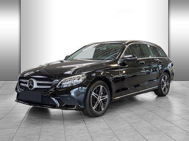 Mercedes-Benz C-Klasse - C 200 d T Avantgarde Standh Distr+Spur+Totw LED+