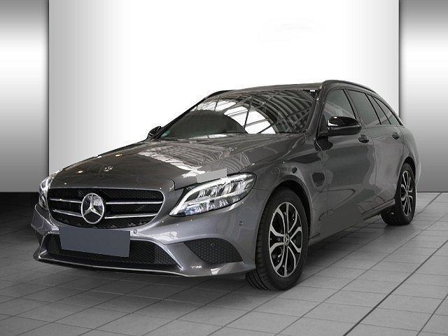 Mercedes-Benz C-Klasse - C 220 d T Avantgarde Night AHK LED+ Navi Kamera