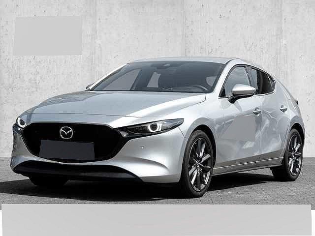Mazda Mazda3 5-Türer - 3 SKYACTIV-X 2.0 M-Hybrid SELECTION Design-Paket I-Active-Paket