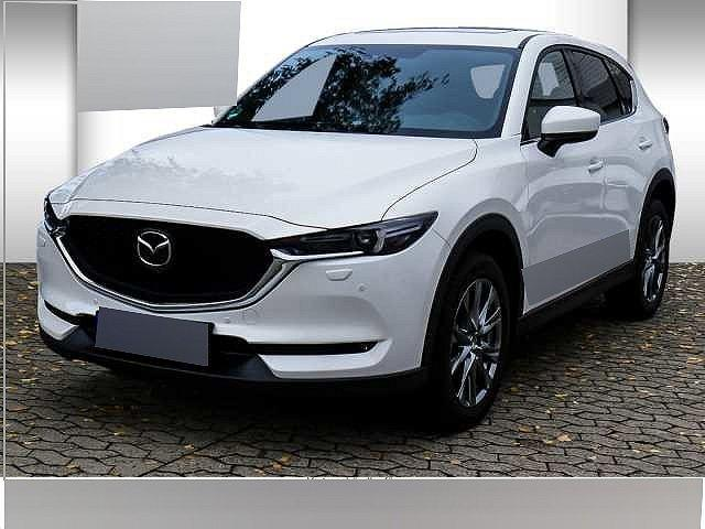 Mazda CX-5 - CX5 SKYACTIV-D 184AWD 6AG SPORTS SLPLUSPAK TEC-P GSD