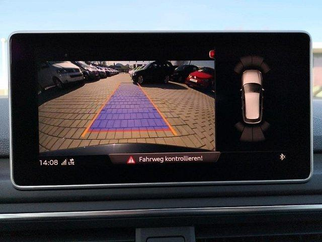 Audi A4 Avant 40 TDI S tronic sport S-Line AHK LED Navi Leder ACC 18 Rückfahrkamera