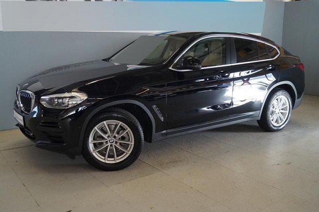 BMW X4 - xDrive20d Aut. Advantage Navigation Professional Leder Sportsitze Sitzheizung