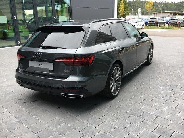 Audi A4 Limousine Avant edition one 40 TDI quattro 140(190) kW(PS) S tronic , Design Launch