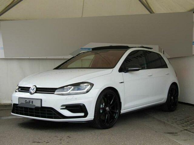 Volkswagen Golf - R 4Motion 2,0 l TSI OPF 7-Gang-Doppelkupplungsgetriebe DSG , 2.0 4M. Akrapovic,P-Dach
