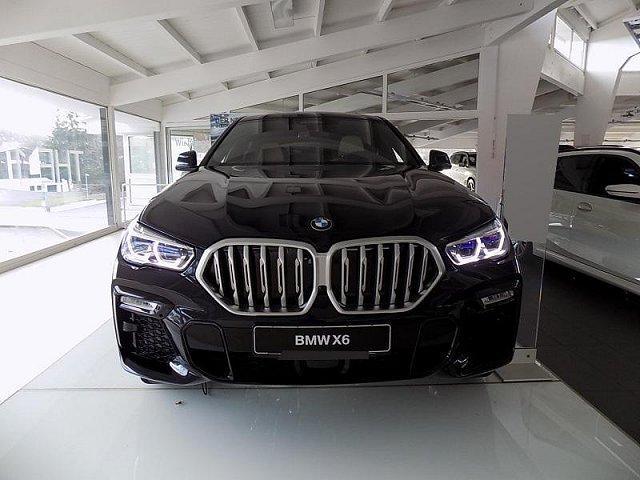 BMW X6 - xDrive30d M-Sport Innovation Entertainment