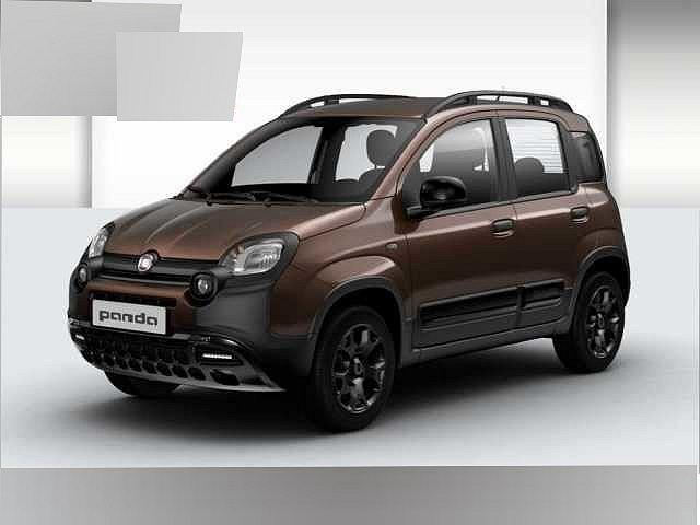Fiat Panda - City Cross Trussardi - PDC, Klimaautomatik, Alufelgen schwarz