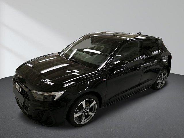 Audi A1 - Sb S line 35 TFSI LED/Leder/Navi/Virtual
