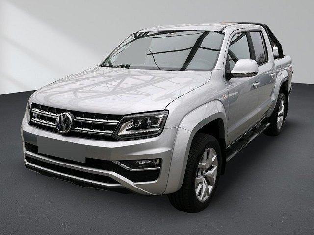 Volkswagen - NFZ Amarok DC Highline Motor: 3,0 l TDI EU6 SCR BlueMotion Technology Getriebe: 4MOTION 8-Gang-Automatikgetriebe Rad ,